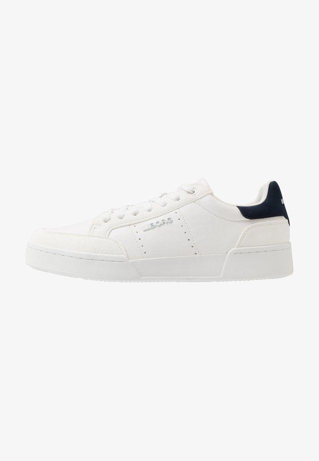 Sneakersy niskie - white/navy