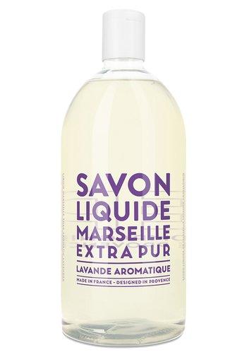 LIQUID MARSEILLE SOAP REFILL - Liquid soap - aromatic lavender
