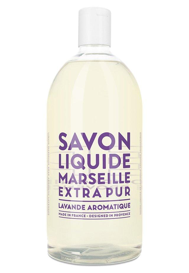 LIQUID MARSEILLE SOAP REFILL - Sapone liquido - aromatic lavender