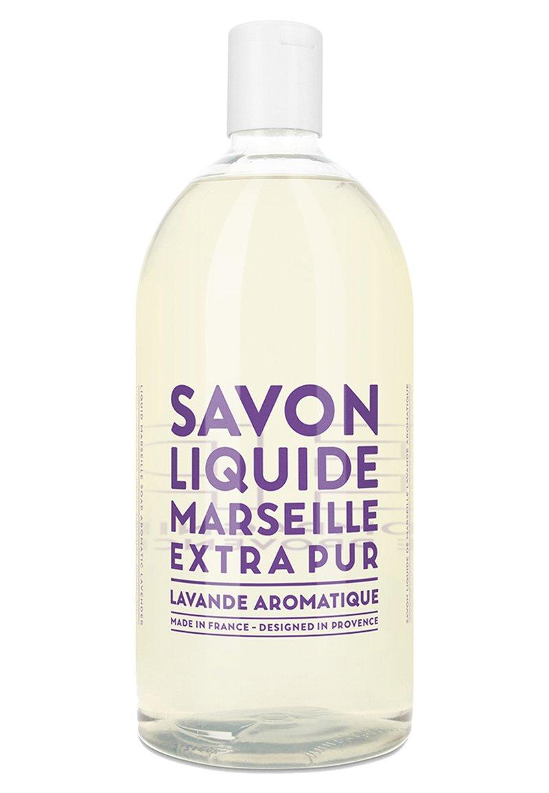 Compagnie de Provence - LIQUID MARSEILLE SOAP REFILL - Liquid soap - aromatic lavender