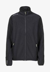 DUBLIN - Soft shell jacket - black