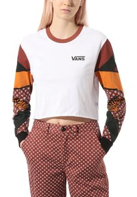Vans - SABRE - Long sleeved top - white - 0