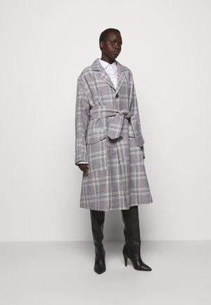 COAT - Klasický kabát - multi