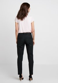 Noa Noa - BASIC STRETCH - Bukse - black - 2