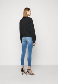Pinko - ALGEBRA MAGLIA - Sweatshirt - black - 2