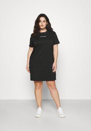 MILANO DRESS - Vestido ligero - black