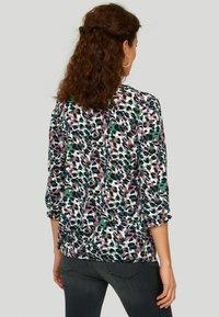 Greenpoint - Bluzka z długim rękawem - pink/green - 2