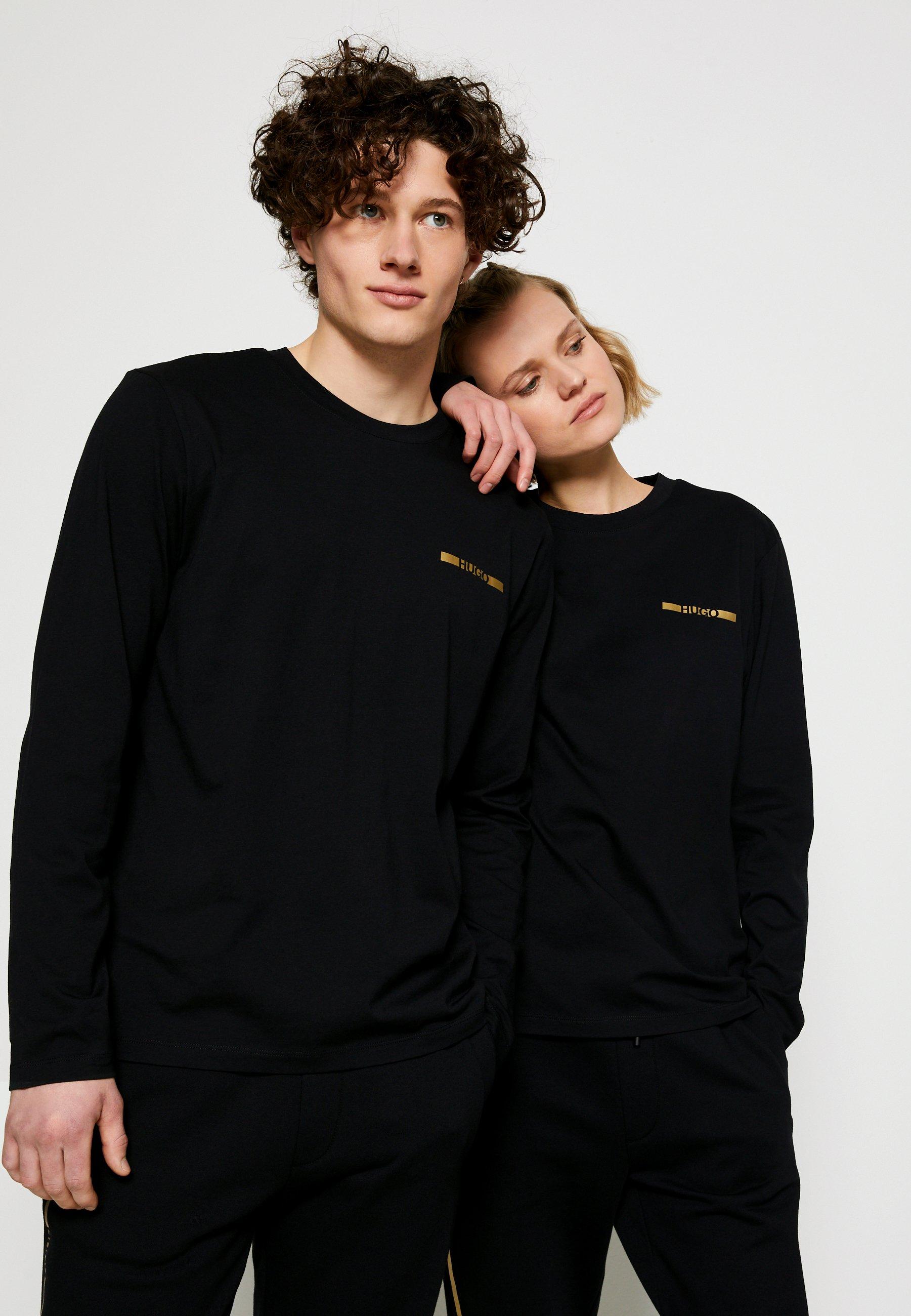 Homme DEROL METALLIC UNISEX - T-shirt à manches longues