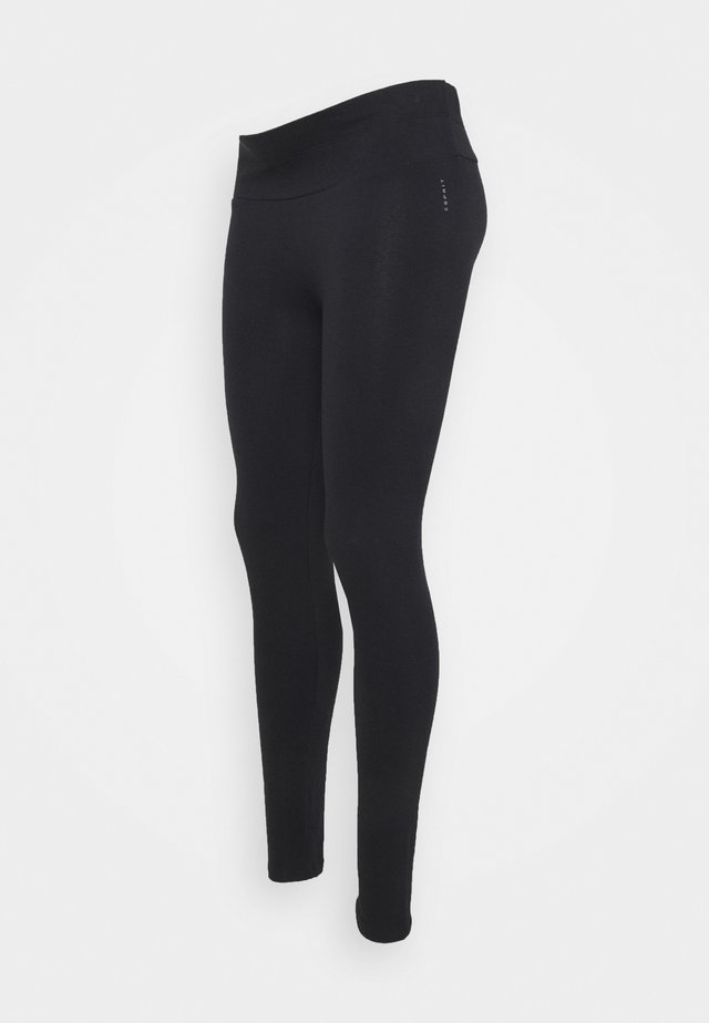 LEGGING - Leggings - Trousers - gunmetal