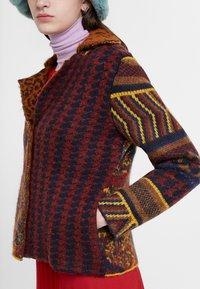 Desigual - HAMINA - Sweatshirt - brown - 3