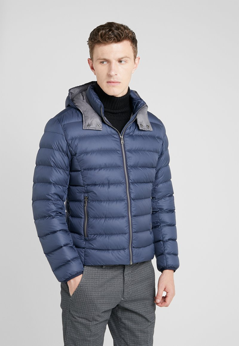 Colmar Originals - MENS JACKETS - Chaqueta de plumas - navy blue