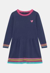 Blue Seven - KIDS GIRLS DRESS, - Jumper dress - blau - 0
