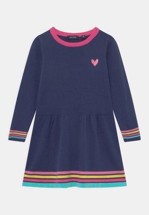 KIDS GIRLS DRESS, - Jumper dress - blau