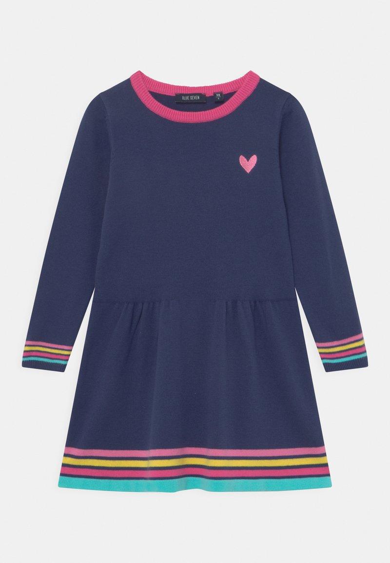 Blue Seven - KIDS GIRLS DRESS, - Jumper dress - blau