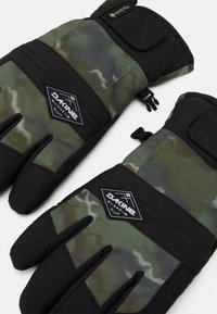 Dakine - BRONCO GORE TEX GLOVE - Gloves - olive ashcroft camo/black - 2