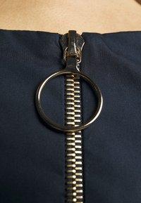 Roksanda - ATHENA DRESS - Maxi šaty - navy/midnight - 7