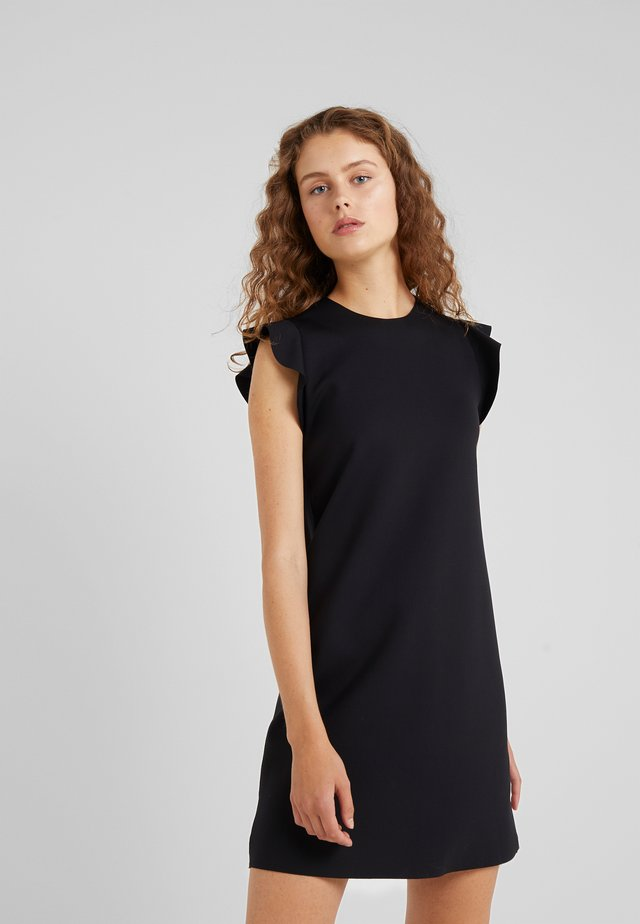 DELENA - Day dress - black