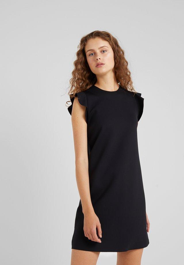 DELENA - Vestito estivo - black