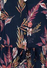 Zizzi - Jumpsuit - indian summer flower - 3