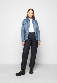 Barbour - FLYWEIGHT CAVALRY - Light jacket - china blue - 1
