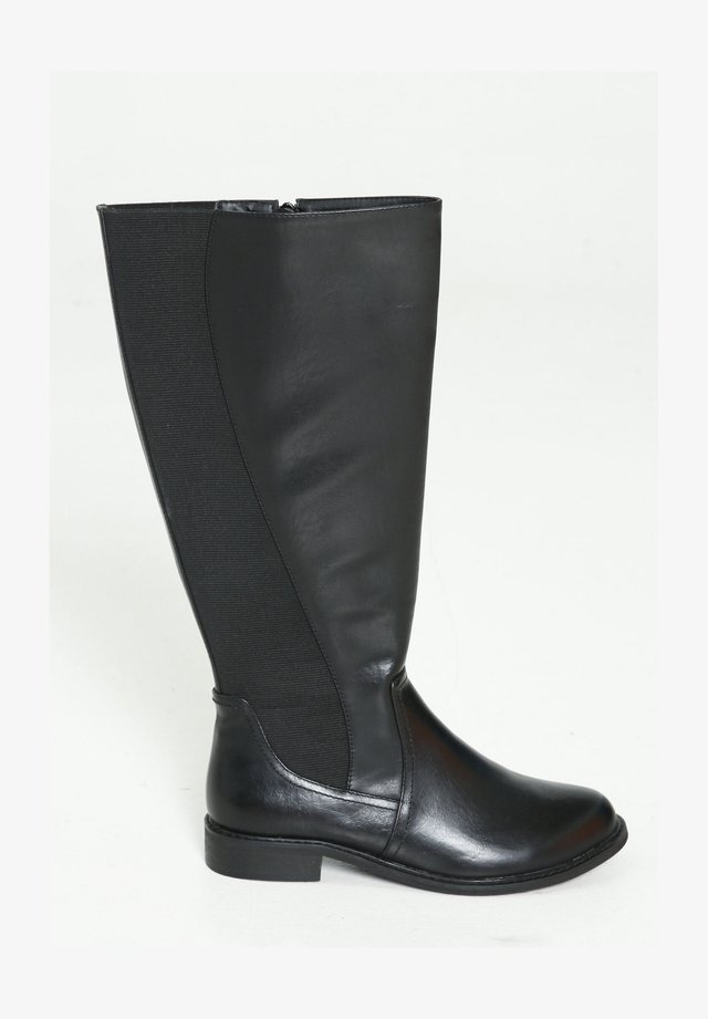 Riding boots - black