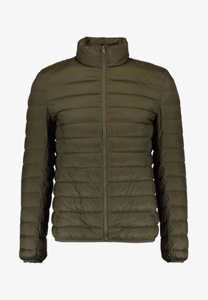 DULL  - Down jacket - dark olive