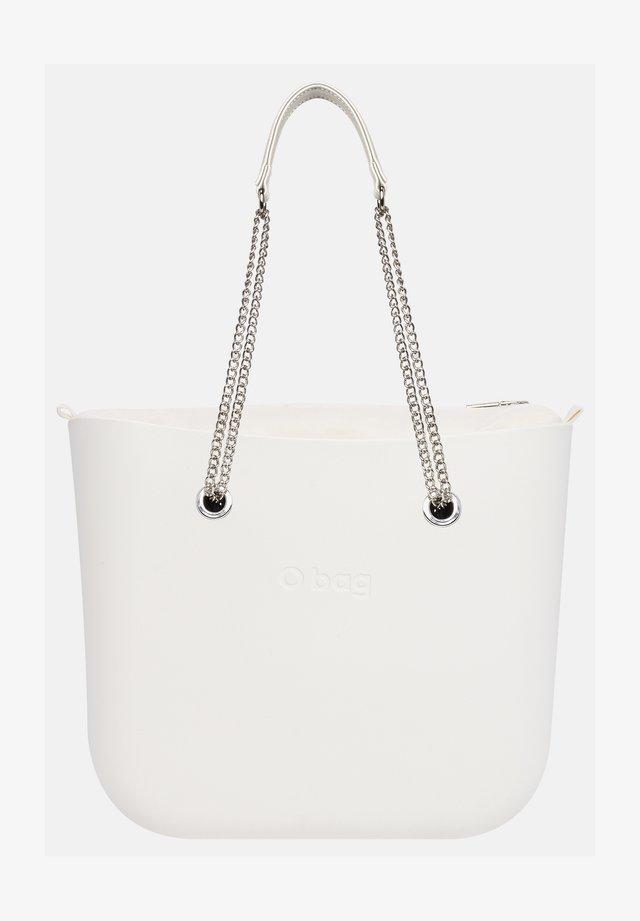 Shopping bag - latte