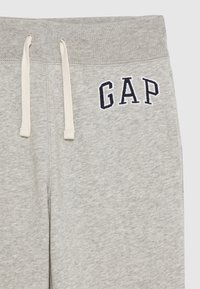 GAP - BOY HERITAGE LOGO  - Pantaloni sportivi - light heather grey - 2