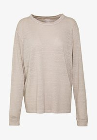120% Lino - T-shirt à manches longues - turtle soft fade - 4