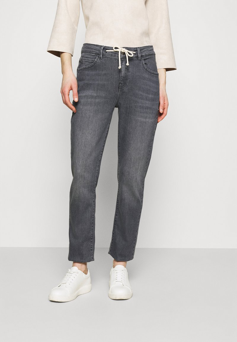 Opus - LOUIS SOFT - Jeans a sigaretta - soft washed grey