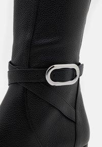 HUGO - PIPER BOOT  - Boots - black - 4