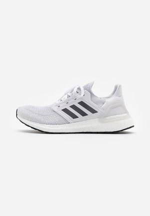 ULTRABOOST 20 PRIMEKNIT RUNNING SHOES - Chaussures de running neutres - dash grey/grey five/solar red