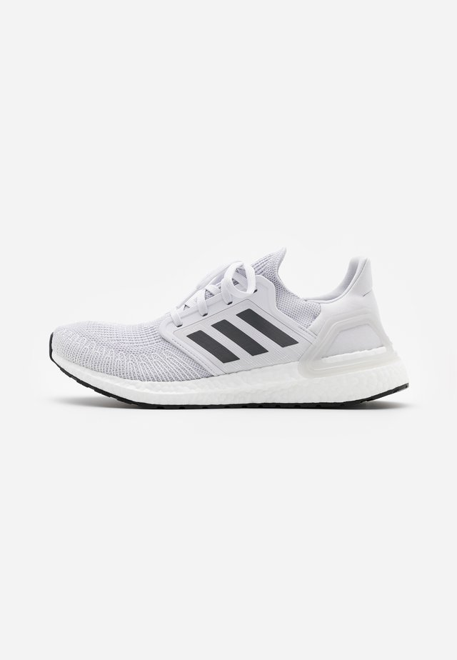 ULTRABOOST 20 PRIMEKNIT RUNNING SHOES - Neutral running shoes - dash grey/grey five/solar red