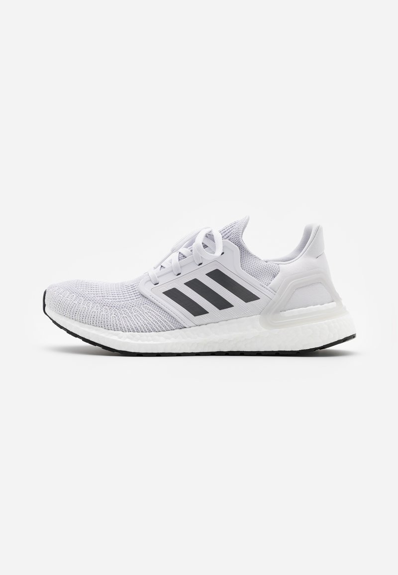 adidas Performance - ULTRABOOST 20 PRIMEKNIT RUNNING SHOES - Neutrala löparskor - dash grey/grey five/solar red
