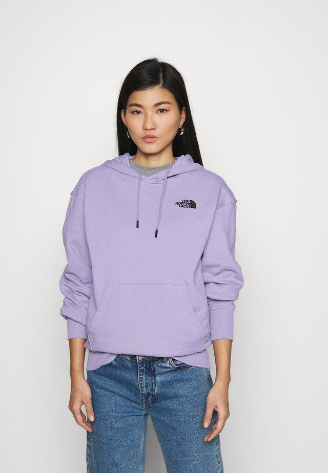 ESSENTIAL HOODIE - Jersey con capucha - sweet lavender