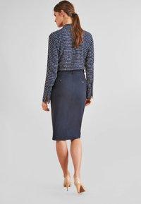 Next - Pencil skirt - blue - 1