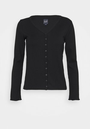 CARDI - Cardigan - true black