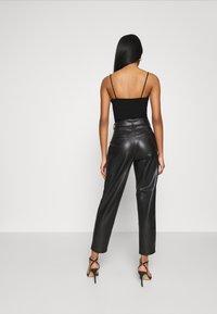 Gina Tricot - HENNA BODY - Top - black - 2