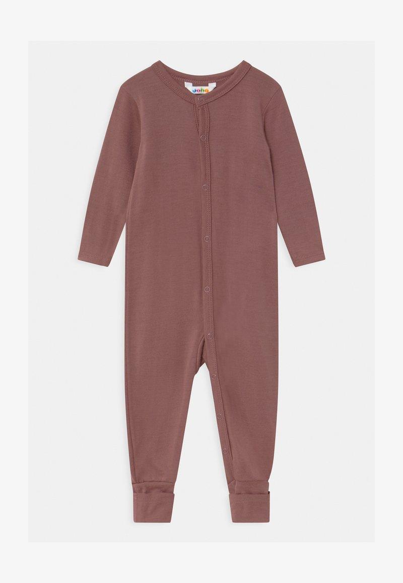 Joha - FOOT - Pyjama - berry