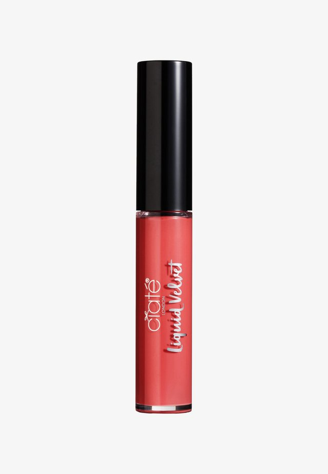 MATTE LIQUID LIPSTICK - Flydende læbestift - smitten-rose pink