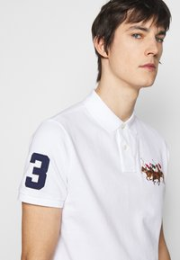 Polo Ralph Lauren - SHORT SLEEVE - Polo shirt - white - 4