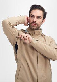 Mammut - TROVAT - Hardshell jacket - brown - 6