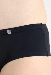 Marc O'Polo - PANTY SOLIDS - Bikini bottoms - blueblack - 4