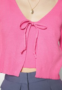 Trendyol - Cardigan - pink - 6