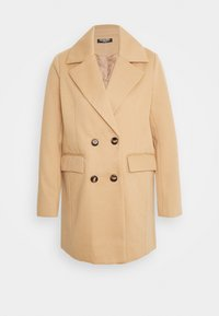 Fashion Union Petite - AIMEE - Short coat - camel - 4