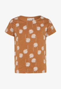 Mainio - T-shirt imprimé - bone brown - 0
