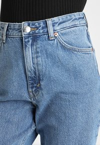 Monki - Jeans relaxed fit - blue - 6