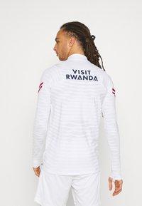 Nike Performance - PARIS ST. GERMAIN ELITE - Långärmad tröja - white/midnight navy - 2