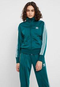 adidas Originals - FIREBIRD - Træningsjakker - noble green - 0