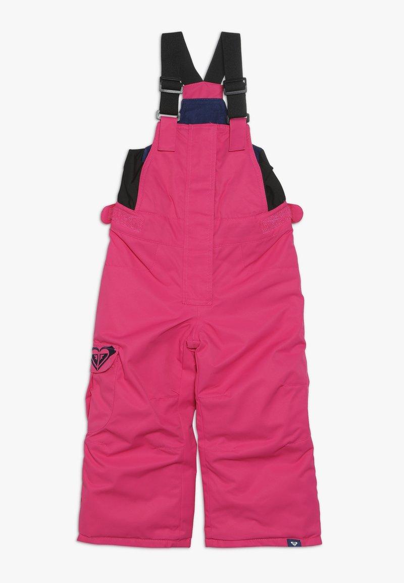 Roxy - LOLA  - Zimní kalhoty - beetroot pink